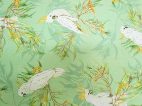 Great value Gumtree Friends Cotton- Cockatoos #7118-B1 available to order online New Zealand