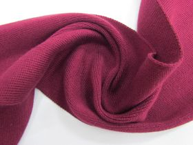 Great value 17cm Wide Ribbing- Burgundy #3598 available to order online New Zealand
