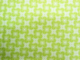 Great value Aussie Bush Christmas Cotton- Lime #0125-F3 available to order online New Zealand