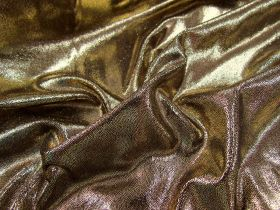 Great value Fog Finish Spandex- Gold on Black available to order online New Zealand