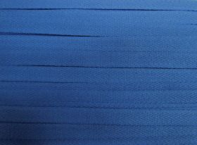 Great value 15mm Cotton Webbing Tape- Mid Blue #391 available to order online New Zealand