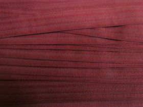 Great value 25mm Polyester Webbing Tape- Burgundy #404 available to order online New Zealand