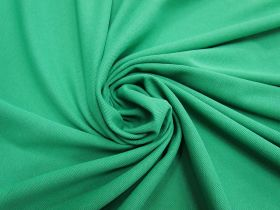 Great value Australian Made Pique Jersey- Jade Green #5291 available to order online New Zealand