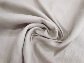 Great value Soft Stretch Linen Tencel- Silver #1575 available to order online New Zealand