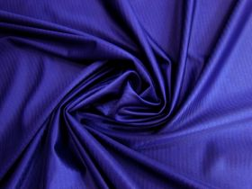 Great value Self Stripe Satin Feel Spandex- Royal Purple #1578 available to order online New Zealand
