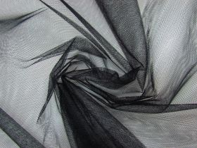 Great value Tulle- Black #5429 available to order online New Zealand