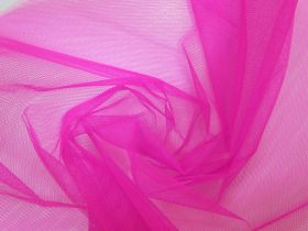 Great value Tulle- Hot Magenta #5426 available to order online New Zealand