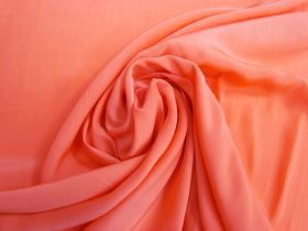 Great value Peachskin Faille- Summer Coral #3901 available to order online New Zealand