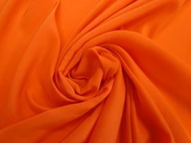 Great value Peachskin Faille- Juicy Orange #3906 available to order online New Zealand