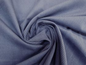 Great value 7 Wale Cotton Corduroy- Dusk Blue #5445 available to order online New Zealand
