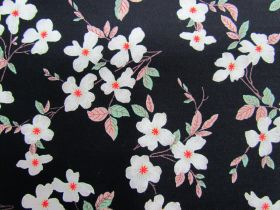 Great value Blossoming Cotton- Black PW1317 available to order online New Zealand