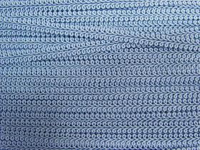 Great value 11mm Viscose Blend Braid Trim- Sky Blue #530 available to order online New Zealand