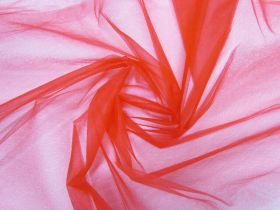 Great value Soft Tulle- Red #5461 available to order online New Zealand