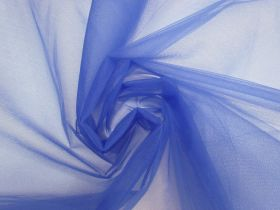 Great value Soft Tulle- Royal Blue #5460 available to order online New Zealand