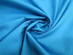 Great value Poplin- Cool Blue available to order online New Zealand