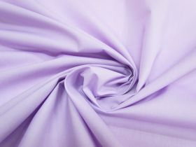 Great value Poplin- Lilac available to order online New Zealand