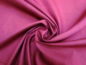 Great value Poplin- Burgundy available to order online New Zealand