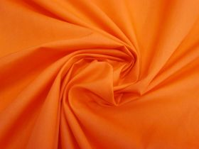 Great value Poplin- Orange available to order online New Zealand