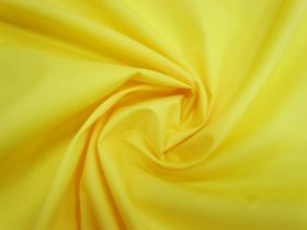 Great value Poplin- Bright Yellow available to order online New Zealand
