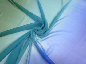 Great value Ocean Ombre Georgette #5496 available to order online New Zealand