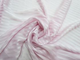 Great value Satin Ribbon Stripe Silk- Pink #5500 available to order online New Zealand