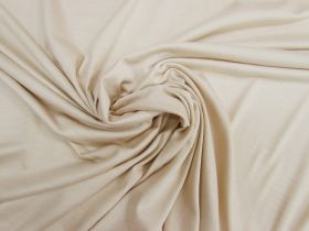 Great value Viscose Jersey- Cosy Beige #5526 available to order online New Zealand