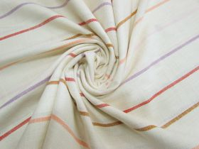 Great value Ruby Star Society- Warp Weft Heirloom Cotton- Chore Coat Stripe- Sunset available to order online New Zealand