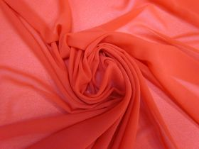 Great value Georgette- Spicy Red #5532 available to order online New Zealand