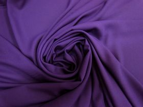 Great value Georgette- Dark Orchid Purple #5533 available to order online New Zealand