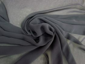 Great value Georgette- Winter Grey #5534 available to order online New Zealand
