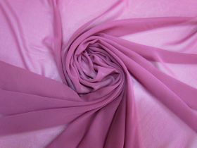 Great value Georgette- Dusky Fuchsia #5535 available to order online New Zealand