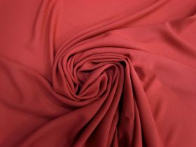 Great value Georgette- Volcanic Red #5536 available to order online New Zealand