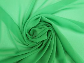Great value Georgette- Charming Green #5537 available to order online New Zealand