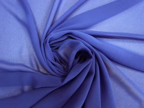 Great value Georgette- Atlantic Blue #5540 available to order online New Zealand
