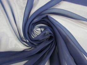 Great value Chiffon- Sailor Navy #5544 available to order online New Zealand