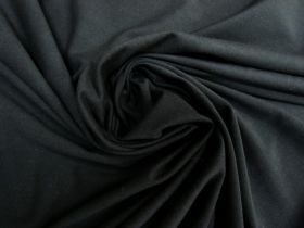 Great value Lightweight Cotton Spandex- Sleepy Black #5547 available to order online New Zealand