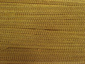 Great value 9mm Decorative Braid Trim- Old Gold available to order online New Zealand