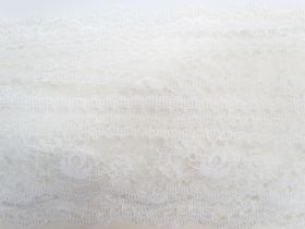 Great value 68mm Delicate Nylon Lace- Cream #543 available to order online New Zealand