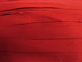 Great value 25mm Cotton Heading Tape- Tomato Red #549 available to order online New Zealand