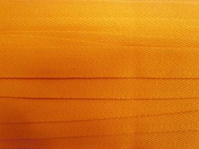Great value 25mm Cotton Heading Tape- Mango #550 available to order online New Zealand