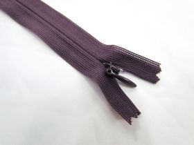 Great value Invisible Zip- Eggplant- 190 available to order online New Zealand