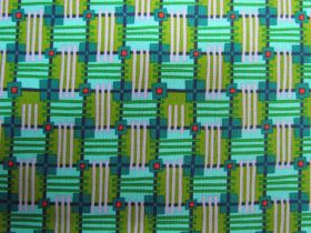 Great value Anna Maria Horner Cotton- Bright Eyes- In Town- Fresh available to order online New Zealand