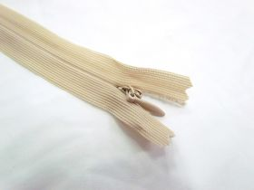 Great value Invisible Zip- Natural- 297 available to order online New Zealand