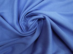 Great value Tubed 1x1 Cotton Rib- Bright Sky Blue #5550 available to order online New Zealand