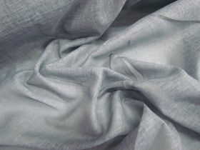 Great value Textured Voile- Cold Grey available to order online New Zealand