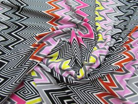 Great value Chic Chevron ITY Jersey #1875 available to order online New Zealand