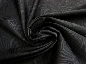 Great value Fierce Stripes Stretch Jacquard- Black #4199 available to order online New Zealand