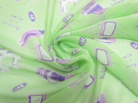 Great value Electric Dreams Silk Georgette #5575 available to order online New Zealand