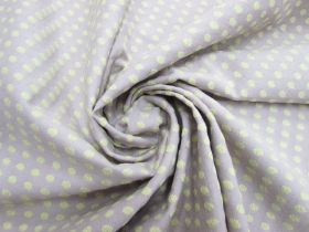 Great value Embroidered Spot Cotton- Berry Yoghurt #5594 available to order online New Zealand