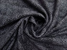 Great value Savage Spot Tencel Twill- Moody Grey #5596 available to order online New Zealand